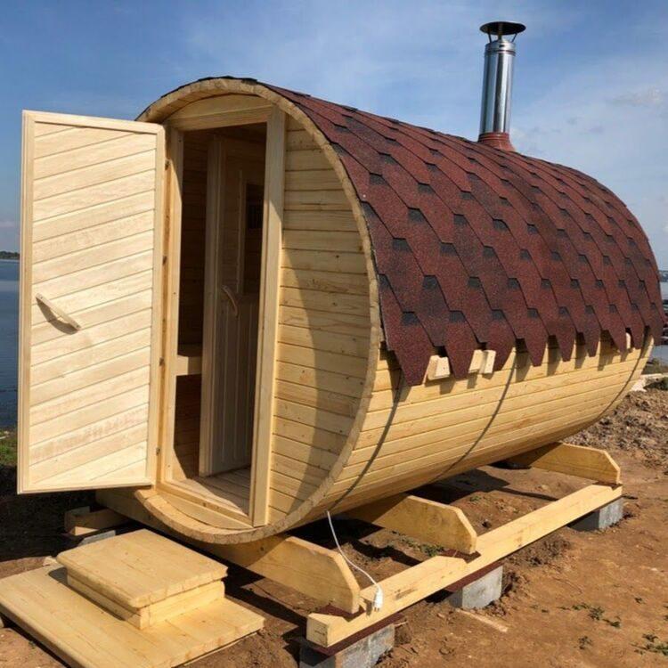 купить готовую баню во владимирской области недорого